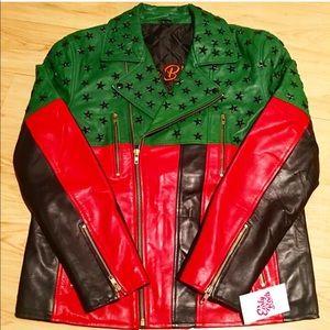 Earlybirds leather jackets